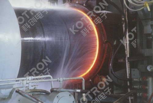 中频弯管生产线